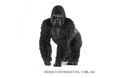 Genuine Schleich Gorilla Male