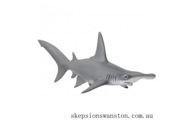 Clearance Schleich Hammerhead Shark