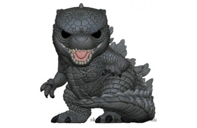 "Godzilla vs Kong Godzilla Funko Pop Vinyl 10"" Clearance Sale"