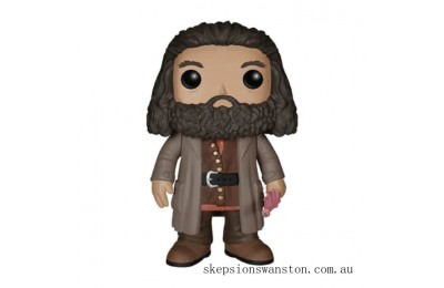 Harry Potter Rubeus Hagrid 6 Inch Funko Pop! Vinyl Clearance Sale