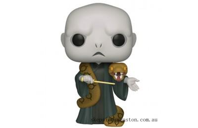 Harry Potter Voldemort with Nagini 10-Inch Funko Pop! Vinyl Clearance Sale