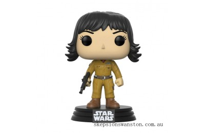 Star Wars The Last Jedi Rose Funko Pop! Vinyl Clearance Sale