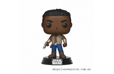 Star Wars The Rise of Skywalker Finn Funko Pop! Vinyl Clearance Sale