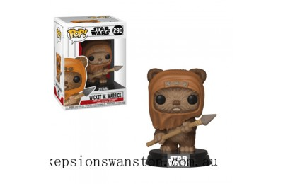 Star Wars Wicket Funko Pop! Vinyl Clearance Sale