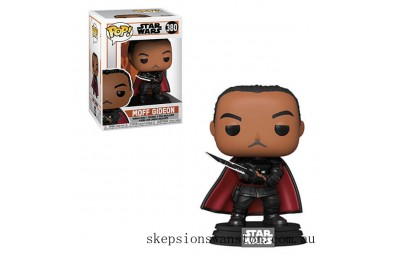 Star Wars The Mandalorian Moff Gideon Funko Pop! Vinyl Clearance Sale