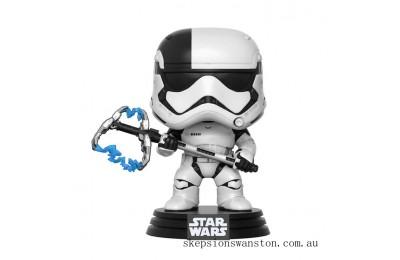 Star Wars The Last Jedi First Order Executioner Funko Pop! Vinyl Clearance Sale