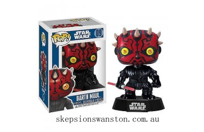 Star Wars Darth Maul Funko Pop! Vinyl Clearance Sale