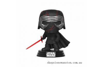 Star Wars The Rise of Skywalker Supreme Leader Kylo Ren Funko Pop! Vinyl Clearance Sale