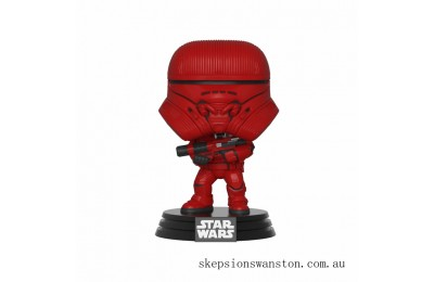 Star Wars The Rise of Skywalker Sith Jet Trooper Funko Pop! Vinyl Clearance Sale