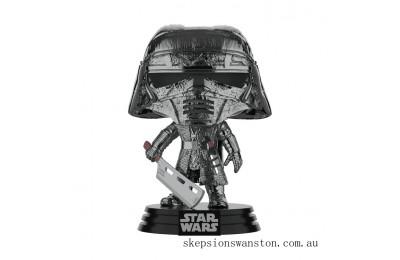 Star Wars: Rise of the Skywalker - Knights of Ren Blade (Hematite Chrome) Funko Pop! Vinyl Clearance Sale