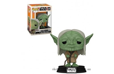 Star Wars Concept Series Yoda Funko Pop! Vinyl Clearance Sale