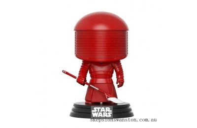 Star Wars The Last Jedi Praetorian Guard Funko Pop! Vinyl Clearance Sale