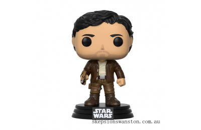 Star Wars The Last Jedi Poe Dameron Funko Pop! Vinyl Clearance Sale