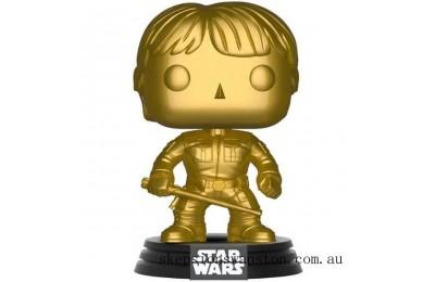 Star Wars - Luke Skywalker GD MT EXC Funko Pop! Vinyl Clearance Sale