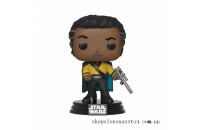 Star Wars The Rise of Skywalker Lando Calrissian Funko Pop! Vinyl Clearance Sale