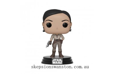 Star Wars The Rise of Skywalker Rose Tico Funko Pop! Vinyl Clearance Sale