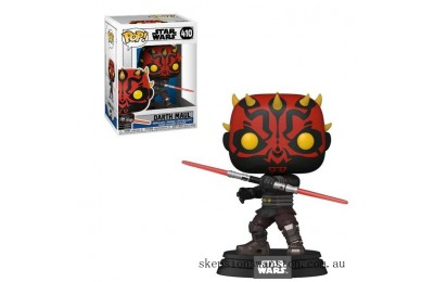 Star Wars Clone Wars Darth Maul Funko Pop! Vinyl Clearance Sale
