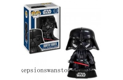 Star Wars Darth Vader Funko Pop! Vinyl Clearance Sale