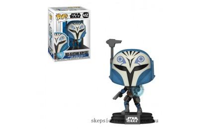 Star Wars Clone Wars Bo-Katan Funko Pop! Vinyl Clearance Sale