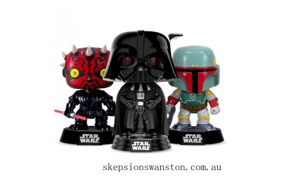 Monthly Star Wars Pop In A Box Clearance Sale