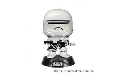 Star Wars The Last Jedi First Order Flametrooper Funko Pop! Vinyl Clearance Sale