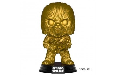 Star Wars - Chewbacca GD MT EXC Funko Pop! Vinyl Clearance Sale
