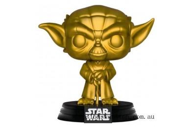 Star Wars - Yoda GD MT EXC Funko Pop! Vinyl Clearance Sale