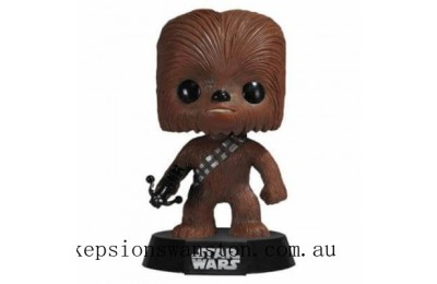 Star Wars - Chewbacca - Funko Pop! Vinyl Clearance Sale