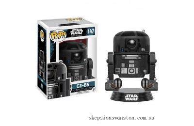 Star Wars: Rogue One C2-B5 Funko Pop! Vinyl Clearance Sale