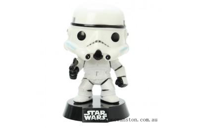 Star Wars Stormtrooper Funko Pop! Vinyl Bobblehead Clearance Sale