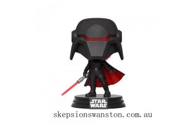 Star Wars Jedi Fallen Order Second Sister Inquisitor Funko Pop! Vinyl Clearance Sale