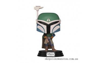 Star Wars The Mandalorian Covert Mandalorian Funko Pop! Vinyl Clearance Sale