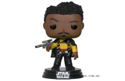 Star Wars: Solo Lando Funko Pop! Vinyl Clearance Sale