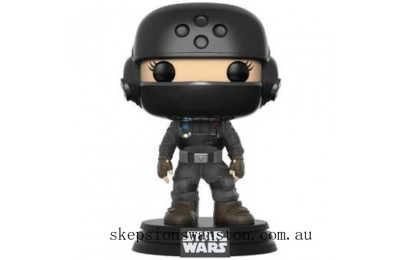 Star Wars: Rogue 1 - Jyn w/Helmet EXC Funko Pop! Vinyl NY17 Clearance Sale