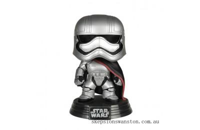 Star Wars The Last Jedi Captain Phasma Funko Pop! Vinyl Clearance Sale