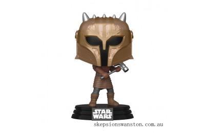 Star Wars The Mandalorian The Armor Funko Pop! Vinyl Clearance Sale