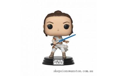 Star Wars The Rise of Skywalker Rey Funko Pop! Vinyl Clearance Sale