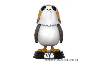 Star Wars The Last Jedi Porg Funko Pop! Vinyl Clearance Sale