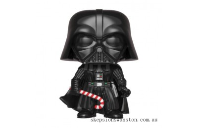 Star Wars Holiday - Darth Vader Funko Pop! Vinyl Clearance Sale
