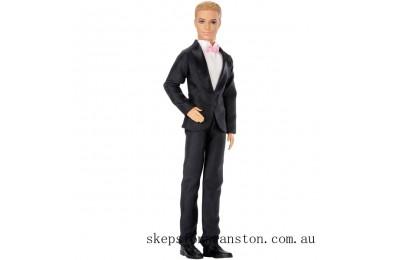 Outlet Sale Barbie Fairytale Ken Groom Doll