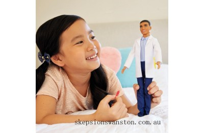 Discounted Barbie Careers Ken Dentist Doll
