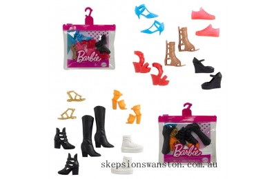 Genuine Barbie Accessories Assortment - Shoes