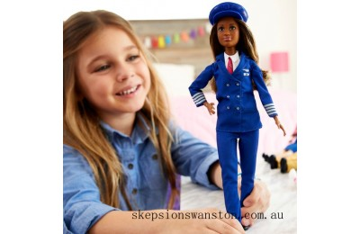 Discounted Barbie Careers Pilot Doll