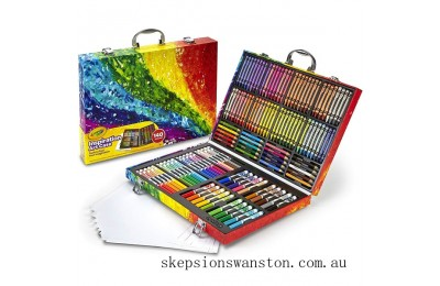 Outlet Sale Crayola Inspiration Art Case
