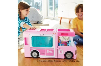 Hot Sale Barbie 3-in-1 DreamCamper and Accessories