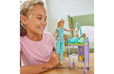 Hot Sale Barbie Careers Baby Doctor Playset