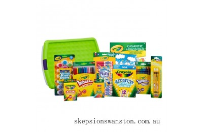 Discounted Crayola Ultimate Tub of Colour Assortment