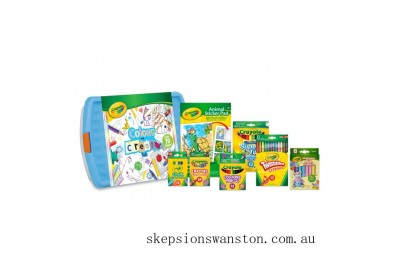 Hot Sale Crayola Colour and Create Tub