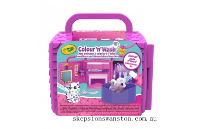 Discounted Crayola Washimals Pet Salon Playset