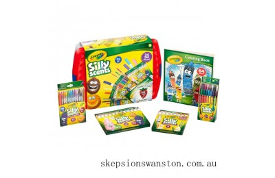Outlet Sale Crayola Silly Scents Tub